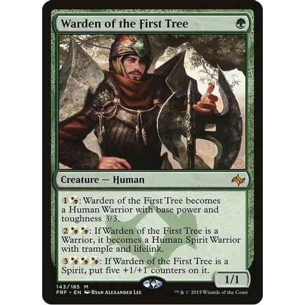 Bilde av Warden of the First Tree