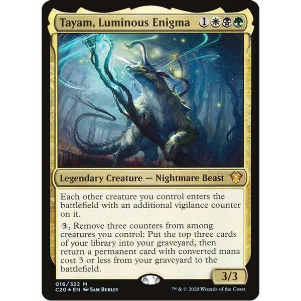 Bilde av Tayam, Luminous Enigma