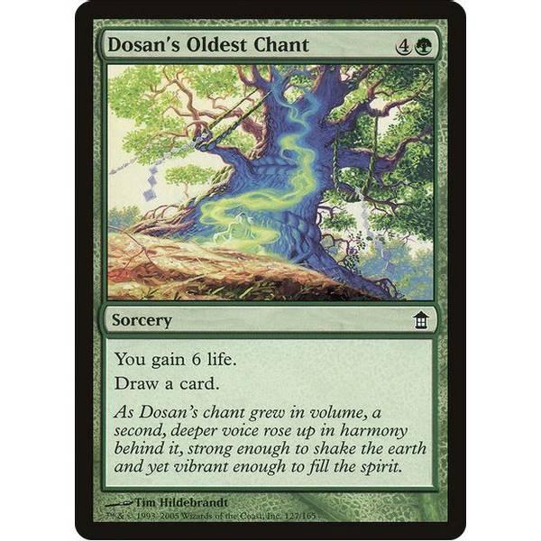 Bilde av Dosan's Oldest Chant