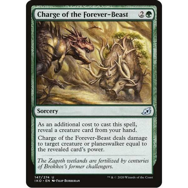 Bilde av Charge of the Forever-Beast