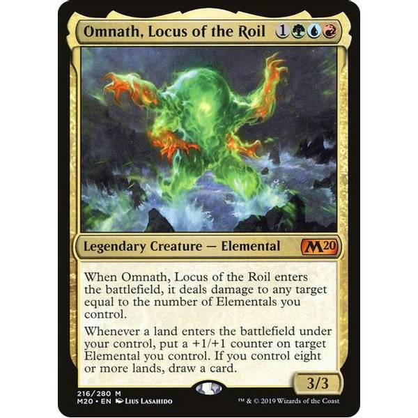 Bilde av Omnath, Locus of the Roil