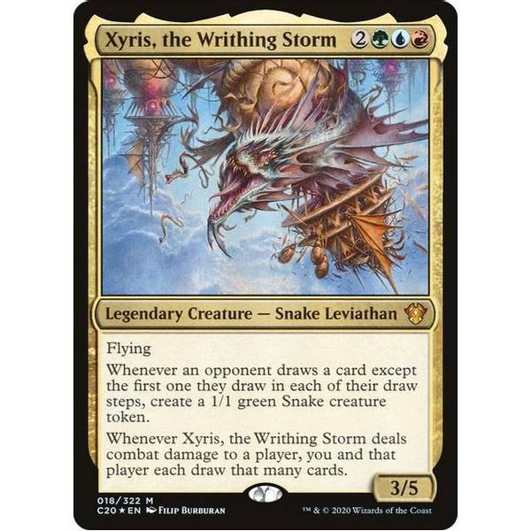 Bilde av Xyris, the Writhing Storm