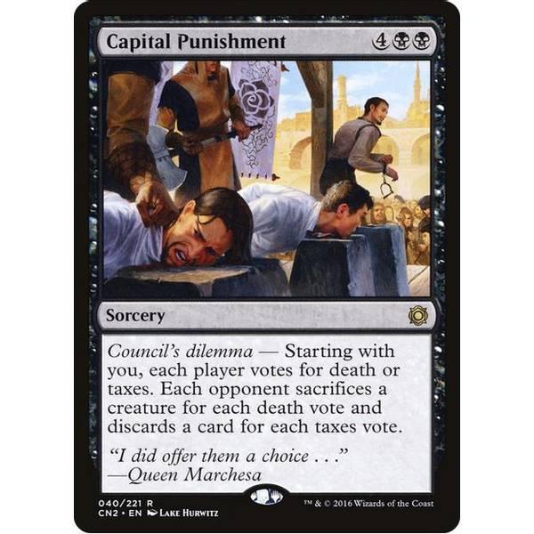 Bilde av Capital Punishment
