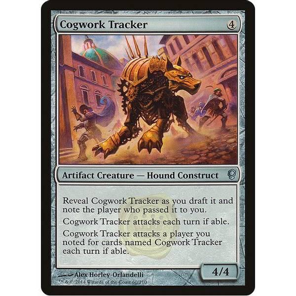 Bilde av Cogwork Tracker