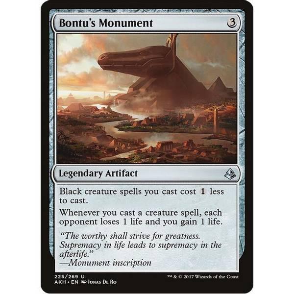 Bilde av Bontu's Monument