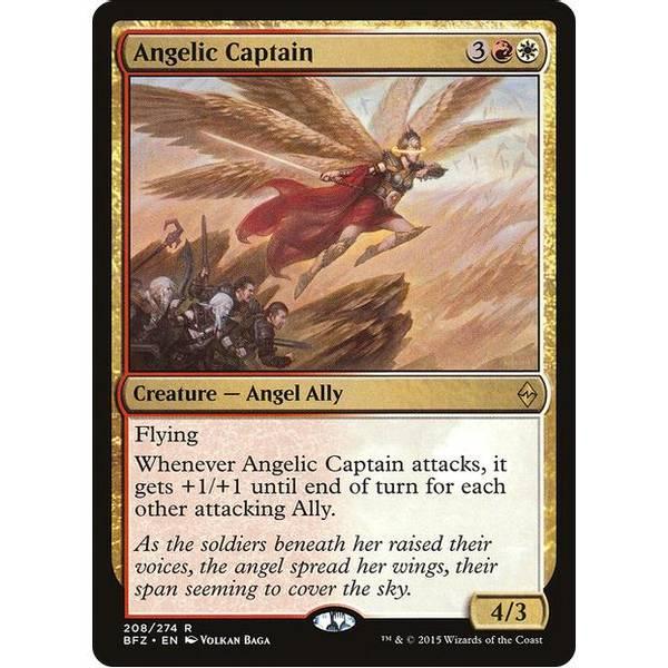 Bilde av Angelic Captain