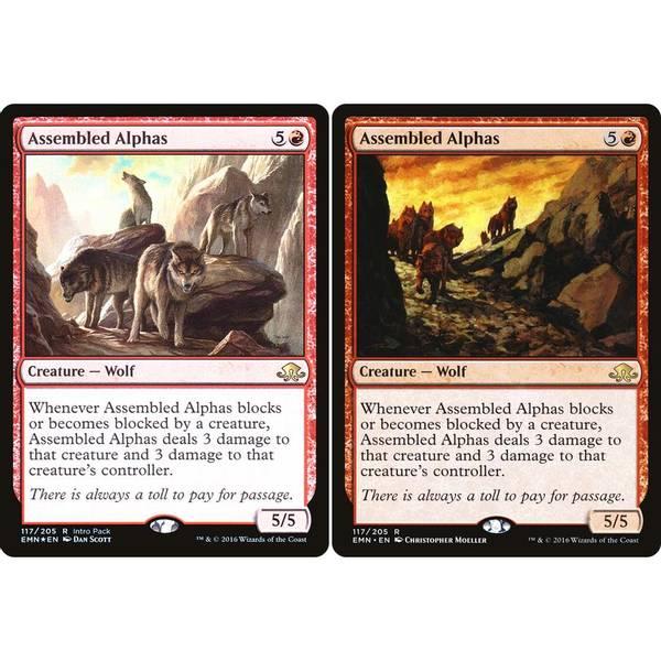 Bilde av Assembled Alphas