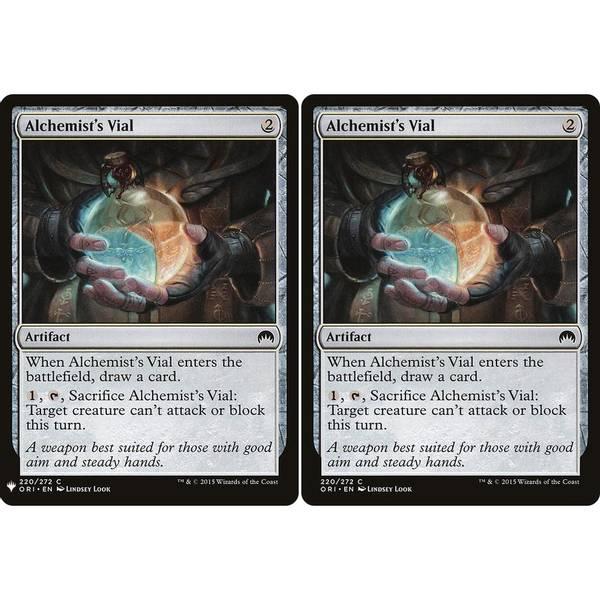Bilde av Alchemist's Vial