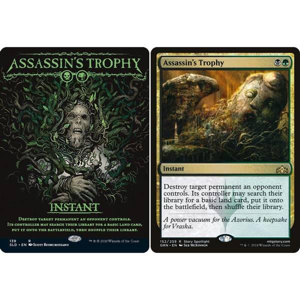 Bilde av Assassin's Trophy