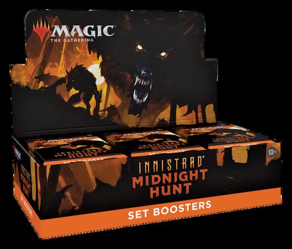 Bilde av Innistrad Midnight Hunt Set Booster Display Box